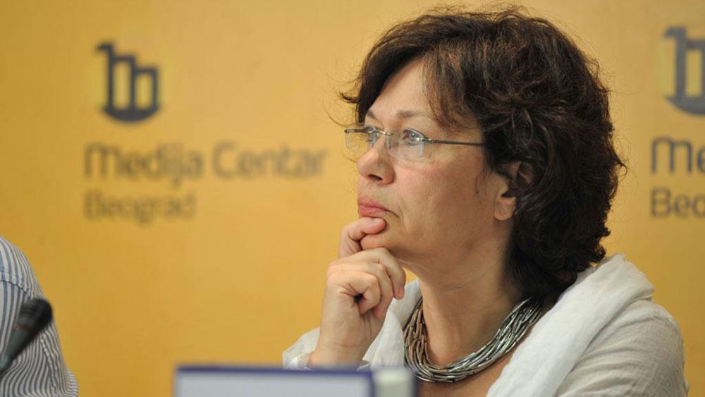 Dubravka Stojanović, foto: Vesna Anđić