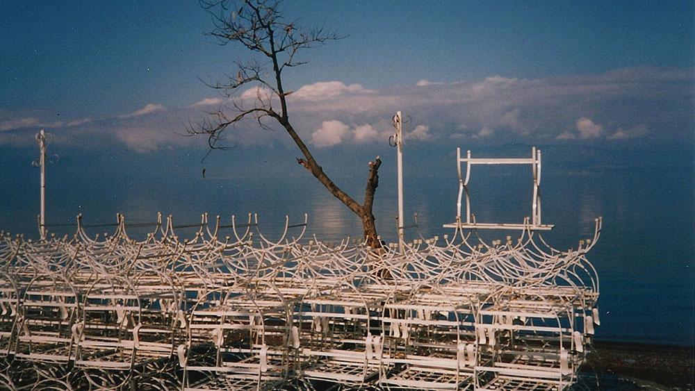 Fotografija autorke, Kamena Vurla, Grčka, 2011.