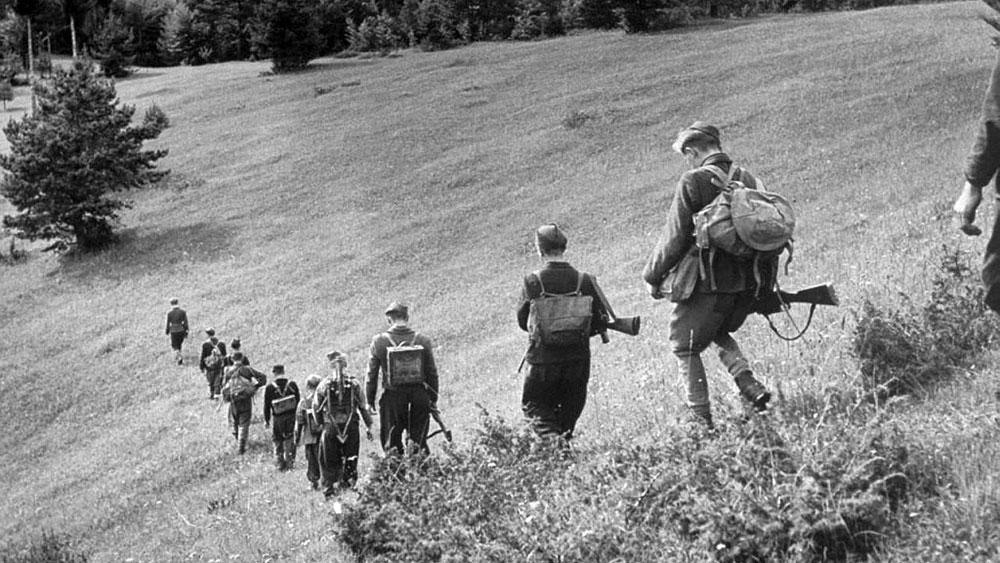 Jugoslovenski partizani, foto: John Phillips/Getty Images