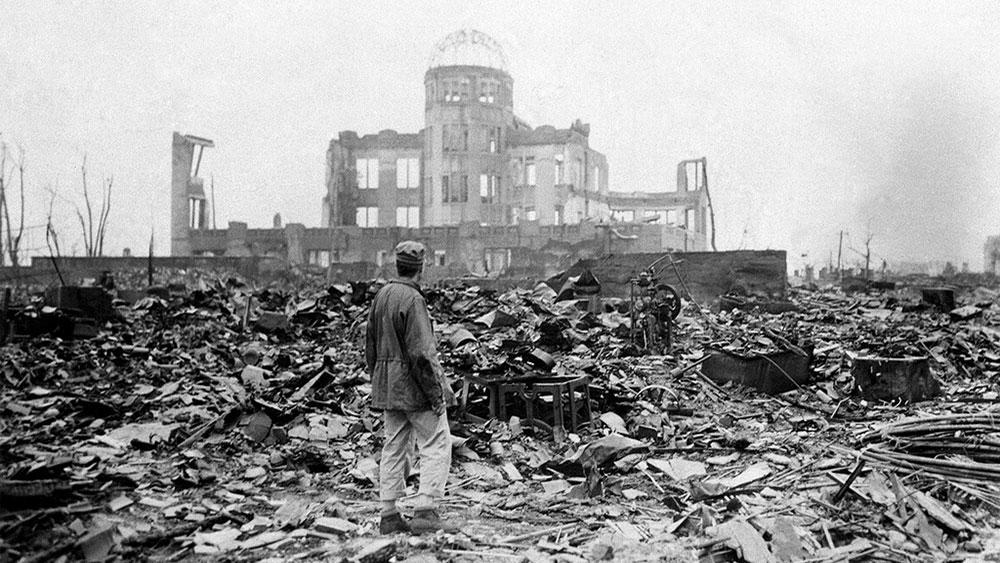 Hirošima, 1945, foto: AP/Stanley Troutman