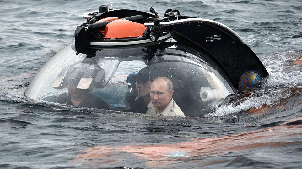 Krim 2015, AFP/Getty Images