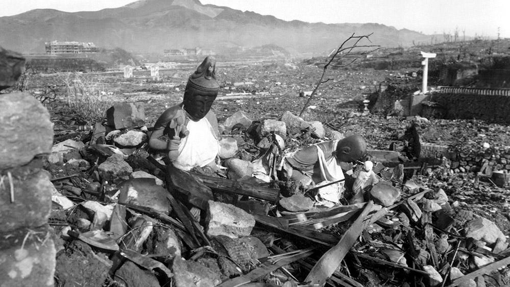 Nagasaki 1945, foto: Wikimedia Commons