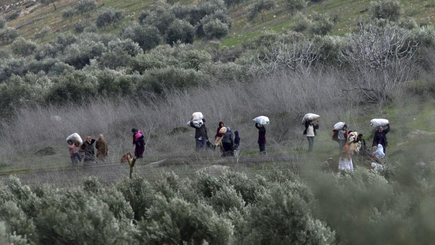 Sirijske izbeglice, Turska, foto: AP