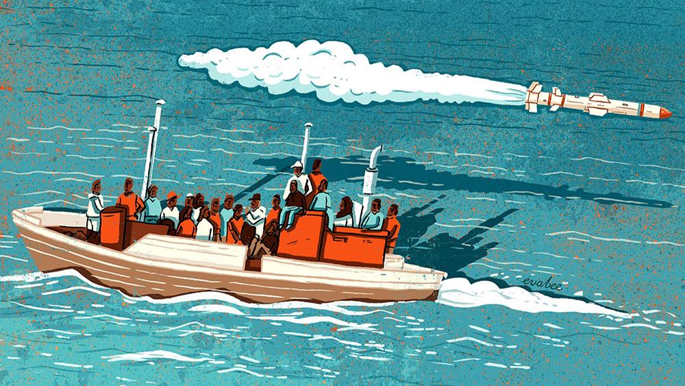 Ilustracija: Eva Bee, The Guardian