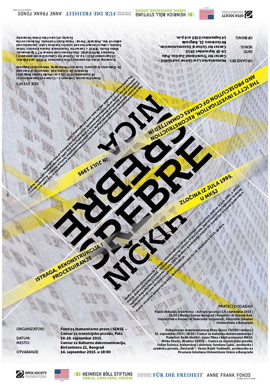 Srebrenica u Beogradu: 14-19. septembar 2015.