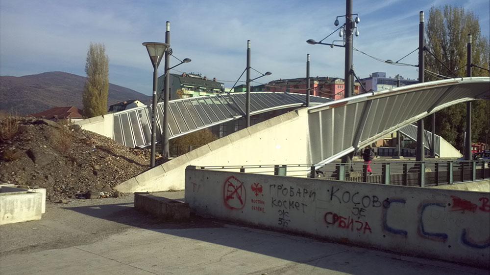 most na Ibru, Severna Mitrovica