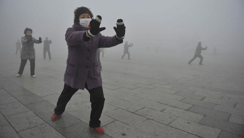 Fujang, Kina, foto: AP/Press Association Images