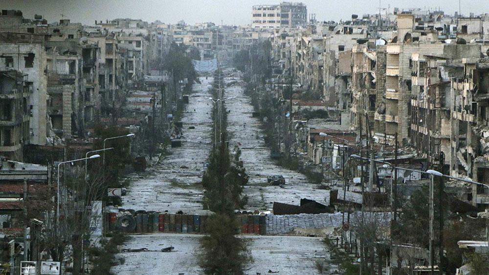 Sirija, mart 2015, foto: Hosam Katan/Reuters