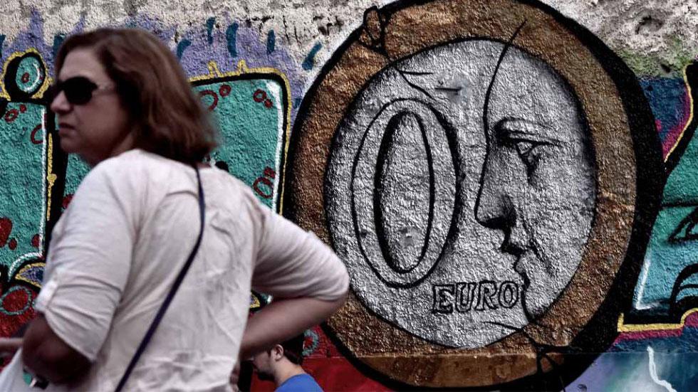 Atina, foto: AFP/Aris Messinis