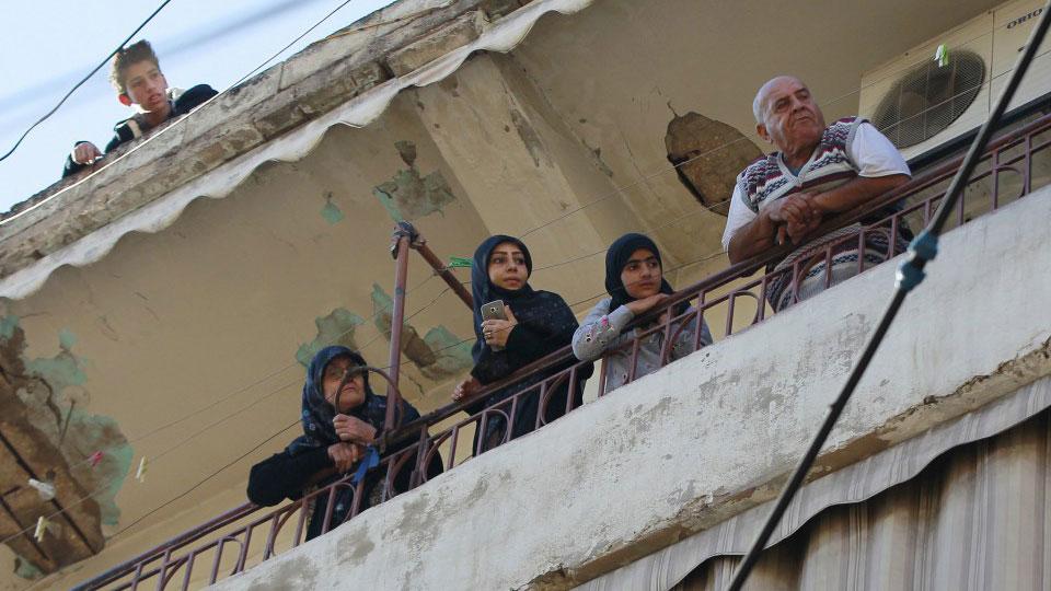 Liban, 13. novembar 2015, foto: AP/Bilal Hussein