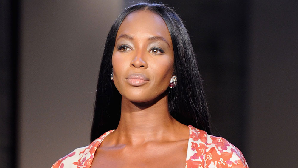 Naomi Campbell, Getty Images