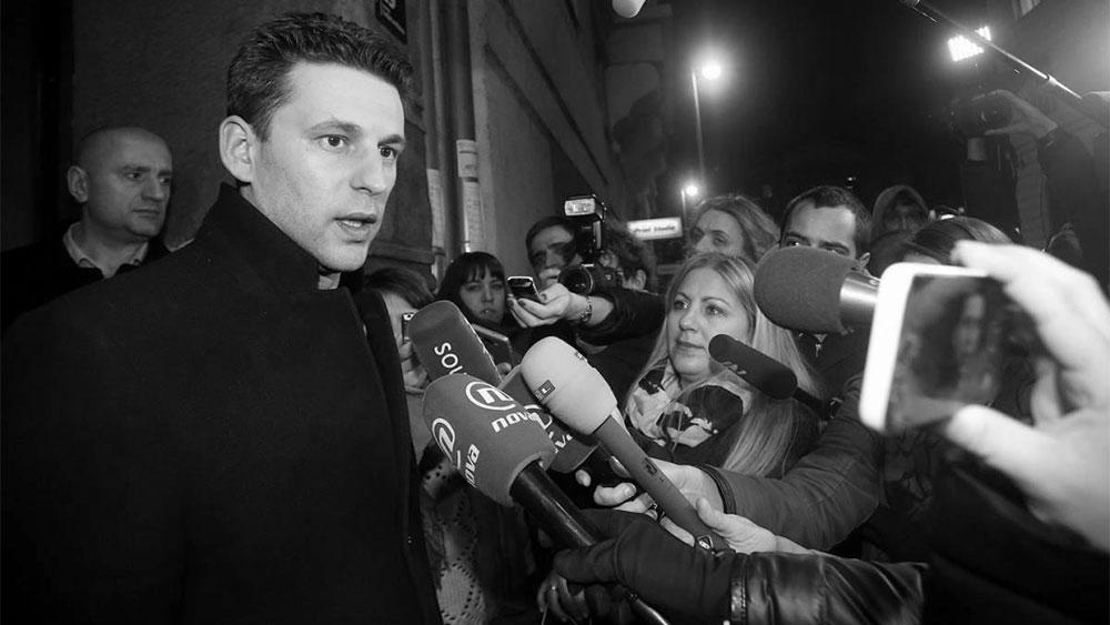 Božo Petrov, foto: Igor Kralj/PIXSELL