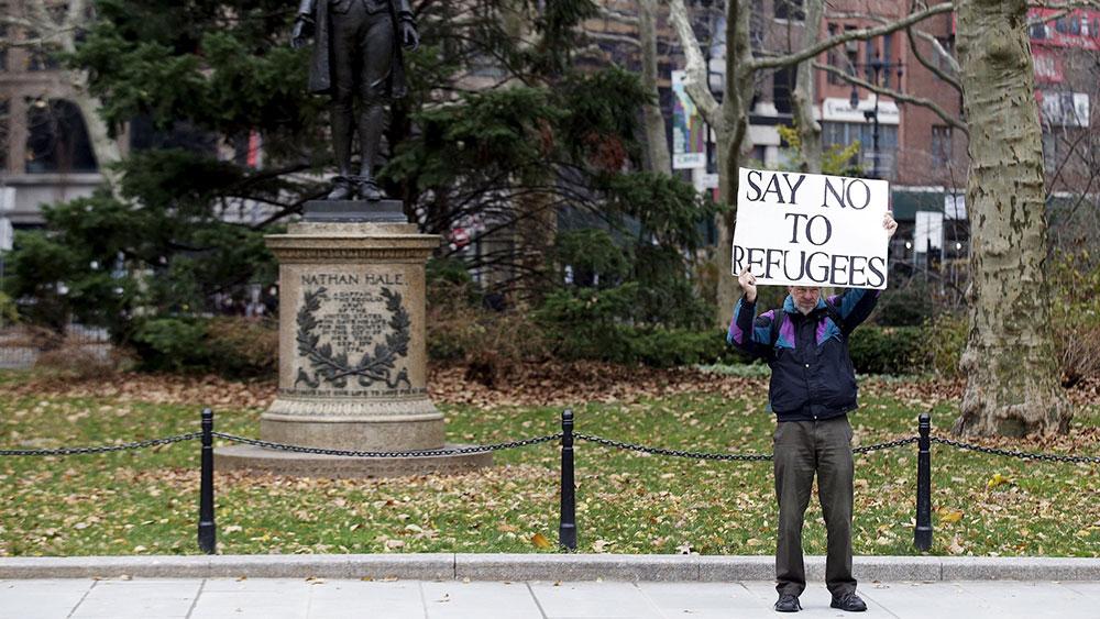 New York's City Hall, Manhattan, foto: Brendan Mcdermid/Reuters