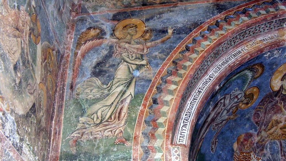 Crkva svetog Đorđa, Kurbinovo, Panoramio/Pepeljuga1