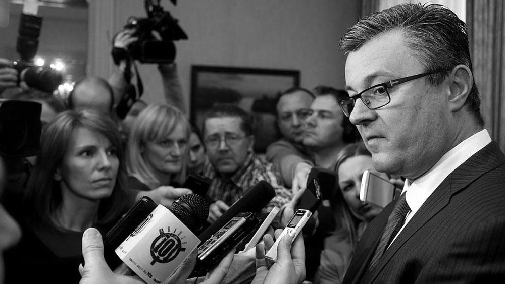 Mandatar Orešković, foto: Goran Stanzl/PIXSELL