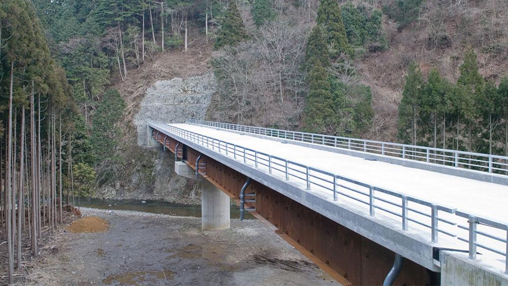 Most za nigde, Japan, regex.info
