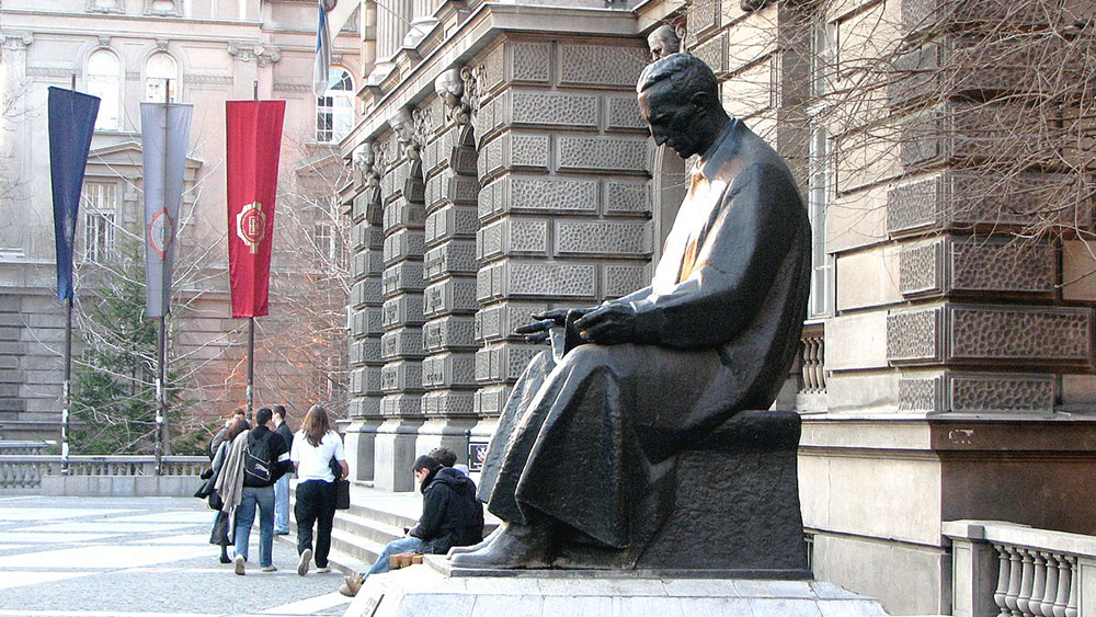 ETF u Beogradu, fotografije čitalaca, Rade Vilimonović