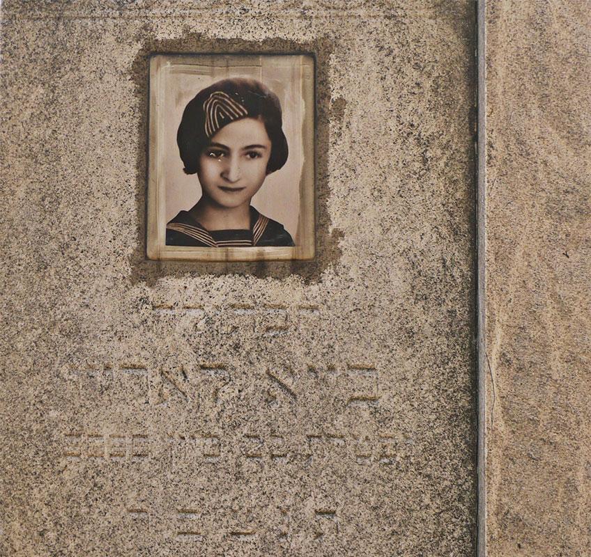 Jevrejsko groblje, fotografije čitalaca, Predrag Trokicić