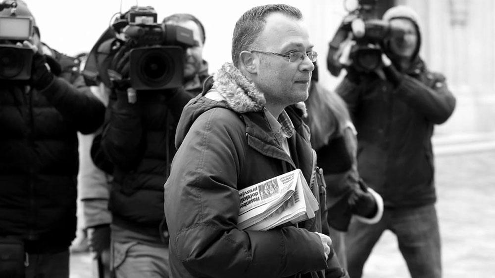 Ministar kulture Zlatko Hasanbegović, foto: Goran Jakuš/PIXSELL