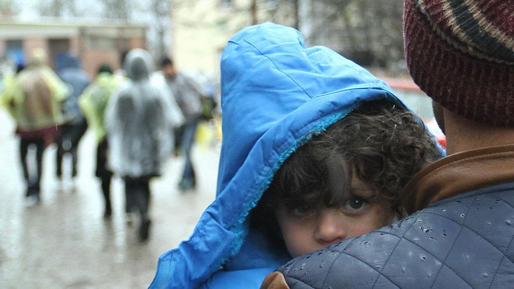 Preševo 2015, MIC Niš, Komesarijat za izbeglice i migracije RS