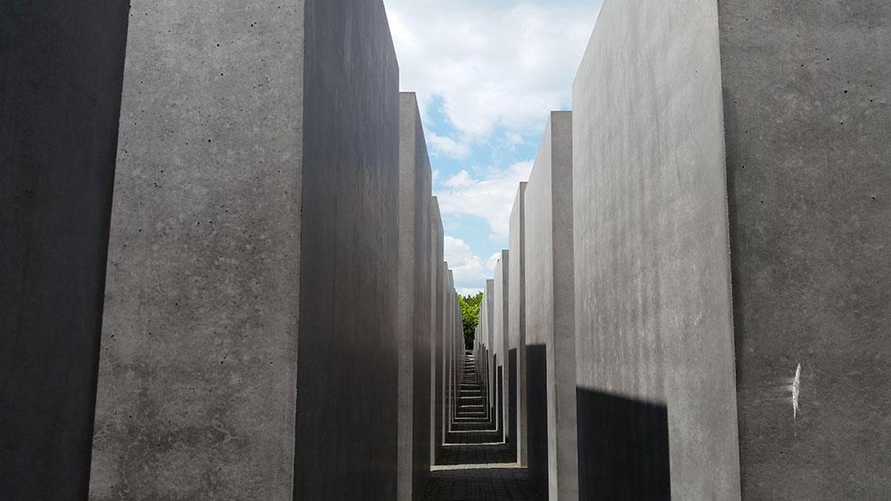 Spomenik ubijenim evropskim Jevrejima u Berlinu