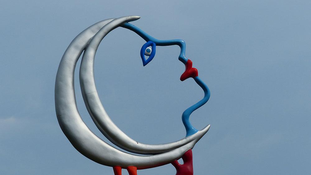 Tarot park, Niki de Saint Phale, foto: Vera i Jean-Francois Mottaz