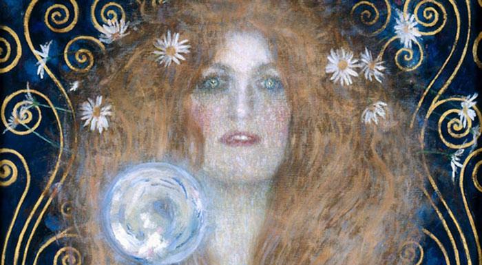 Gustav Klimt, Nuda veritas (Gola istina)