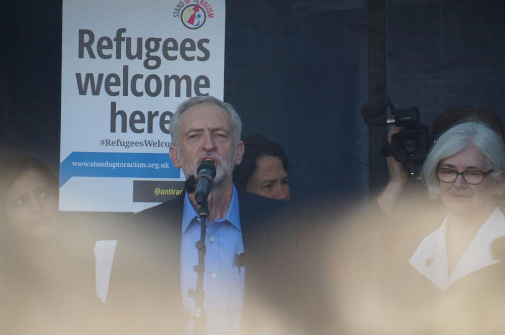 Jeremy Corbyn, septembar 2015, fotografije čitateljki, Neda Radulović-Viswanatha