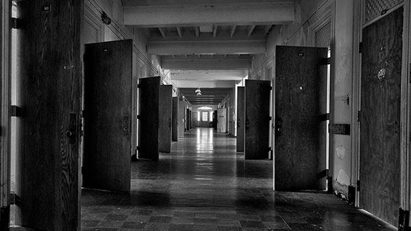 Napuštena psihijatrijska bolnica, Pensilvanija, SAD