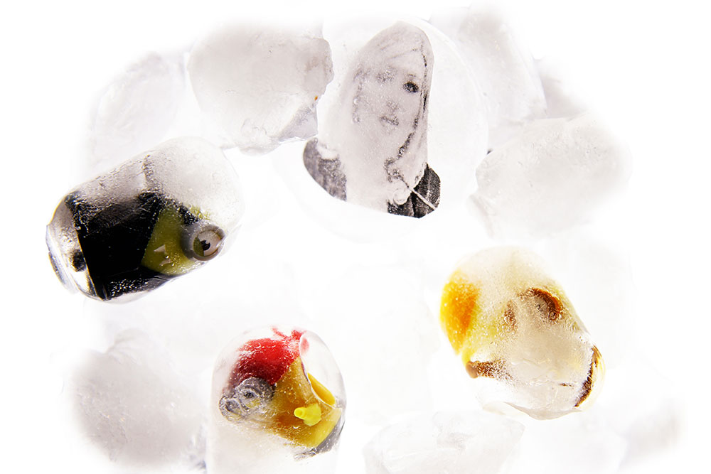 Frozen lady, Minions (Podanici), Vedran Bukarica