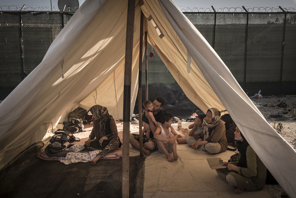 Lezbos, foto: Sergey Ponomarev ​za The New York Times