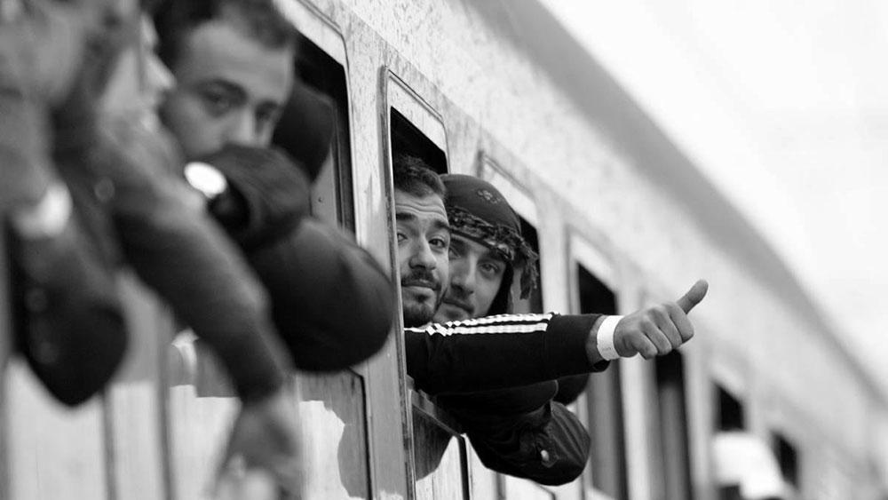 Migranti, foto: Marko Jurinec/PIXSELL