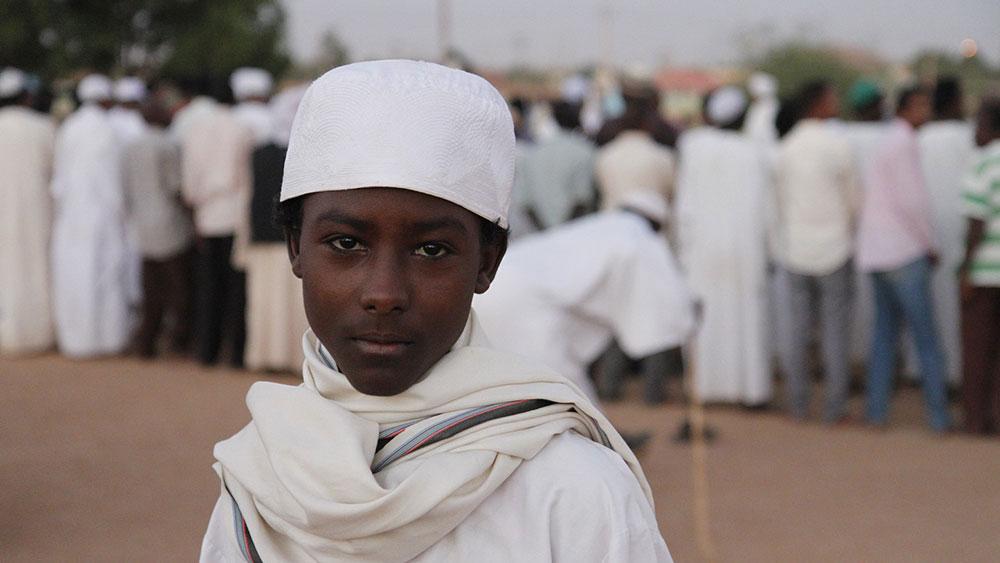 Sudanski dečak, fotografije čitalaca, Konstantin Novaković
