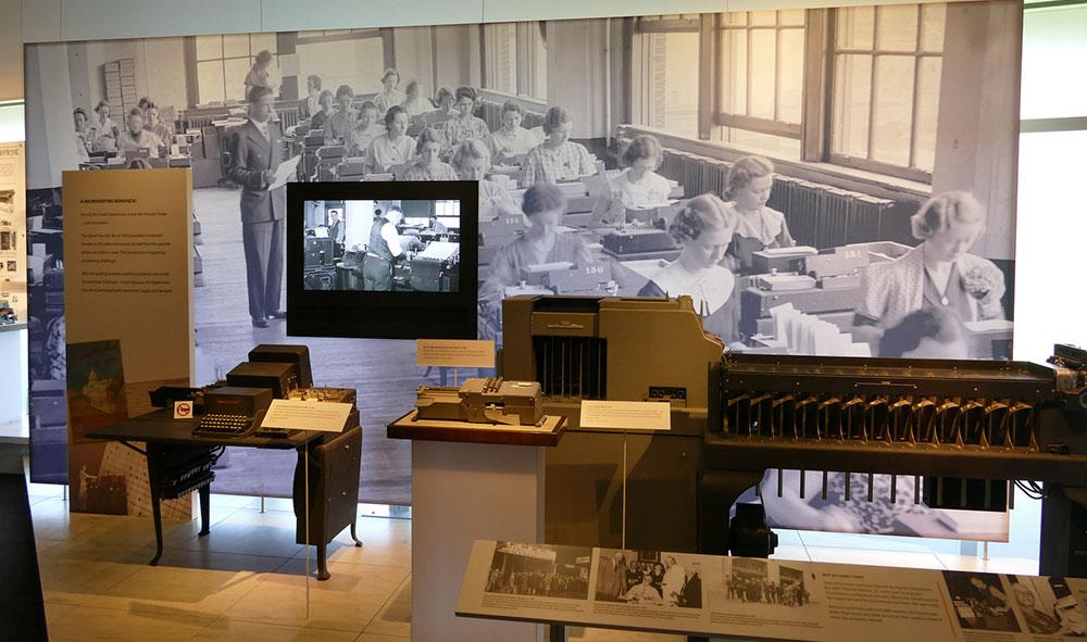 Computer history museum, foto: Rade Vilimonović