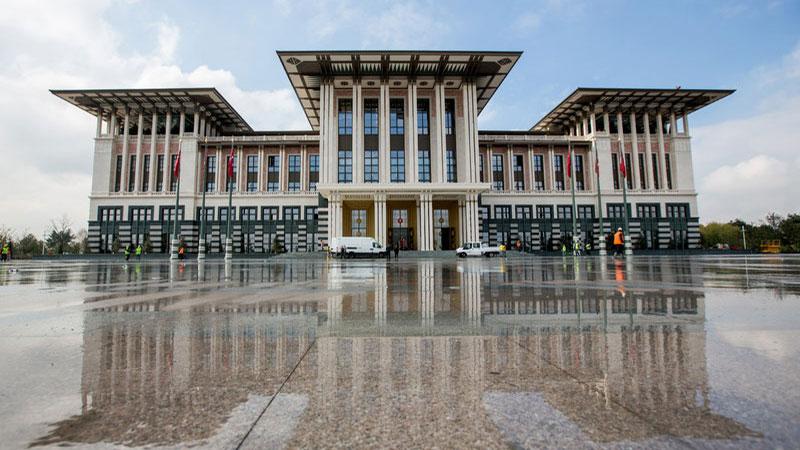 Erdoganova rezidencija, Ankara, foto: Aykut Unlupinar/Anadolu Agency/Getty Images