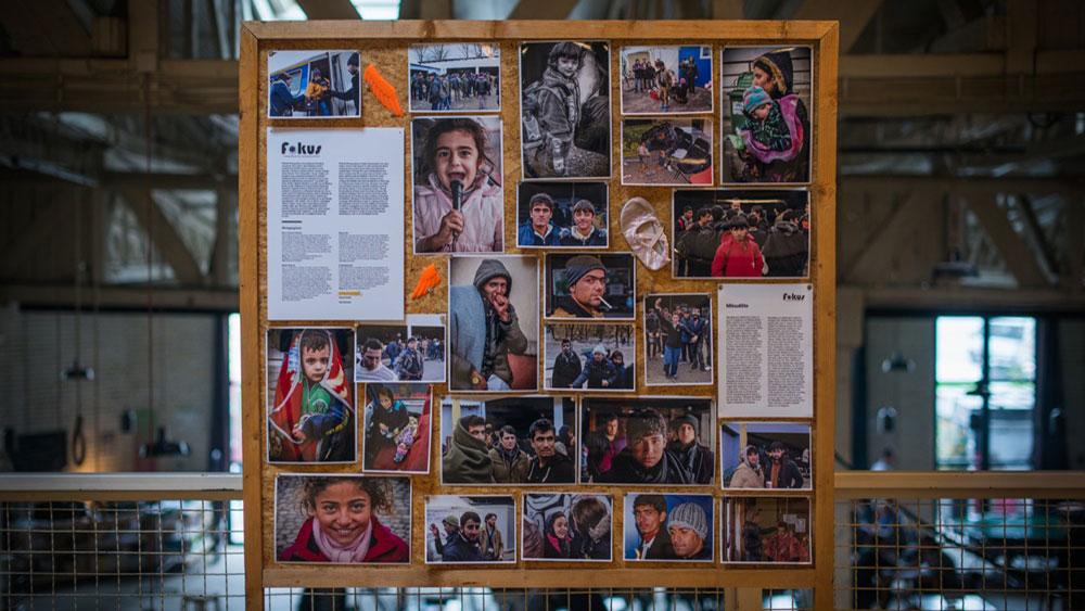Refugee Aid Miksalište dan u Mikser House-u