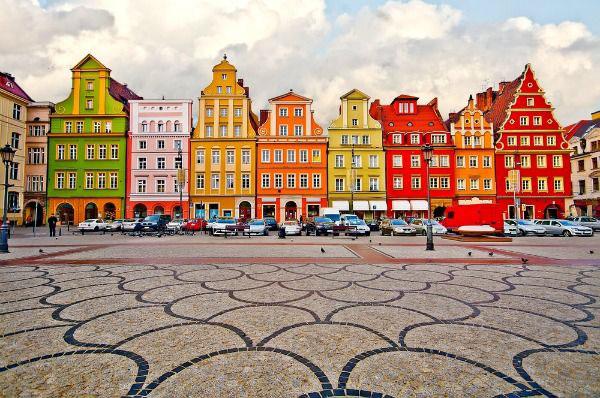 Vroclav, Poljska