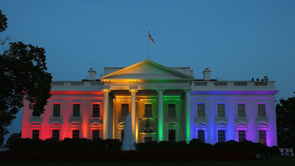 Bela kuća posle proglašenja gej braka legalnim u celoj Americi, foto: Star Observer