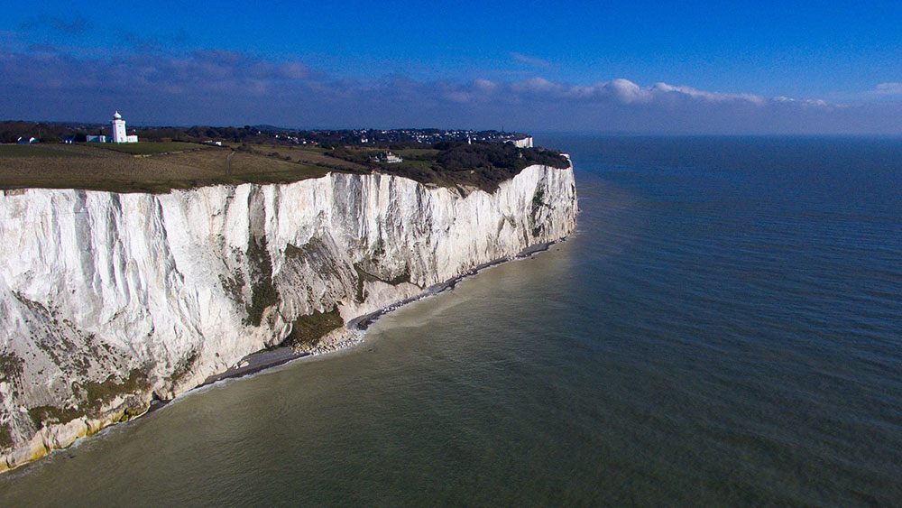 The white cliffs of Dover, foto: Ben Pruchnie/Getty Images Europe