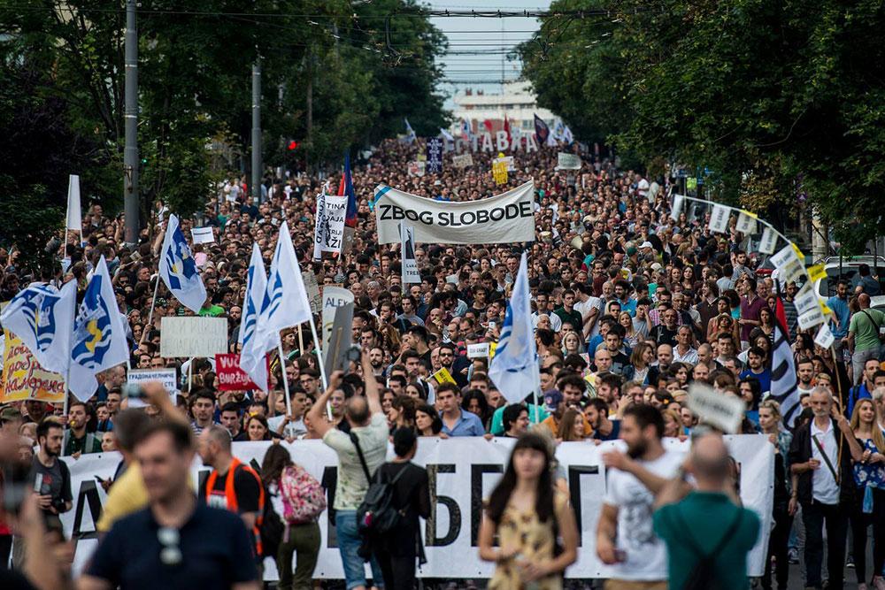 Ne davimo Beograd