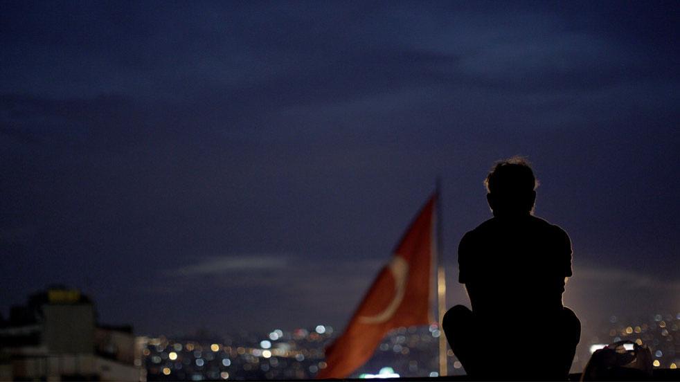 Istanbul 2013, foto: Kostas Tsironis / AP