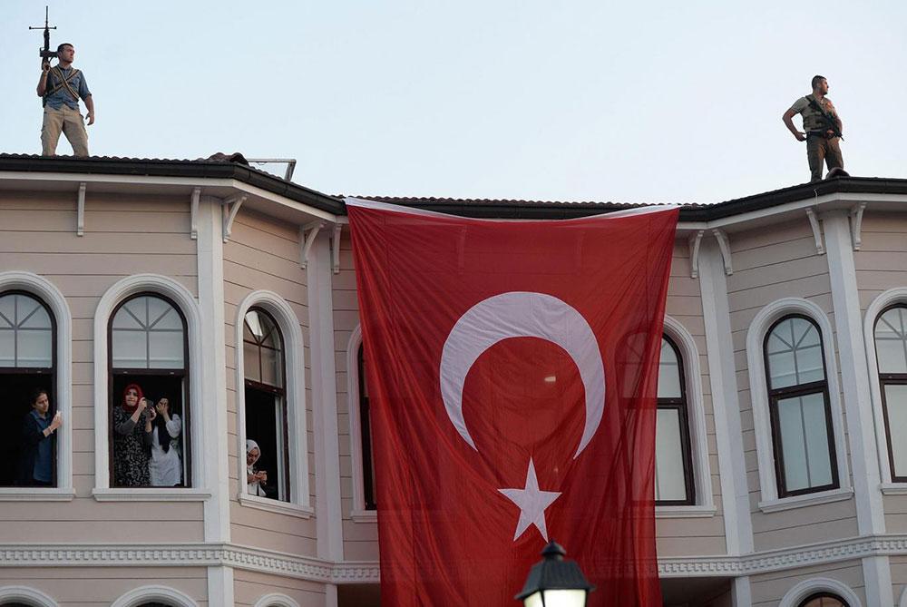 Turska posle puča, foto: Defne Karadeniz/Getty Images
