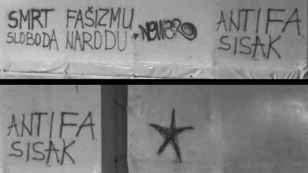 Foto: Antifa Šibenik