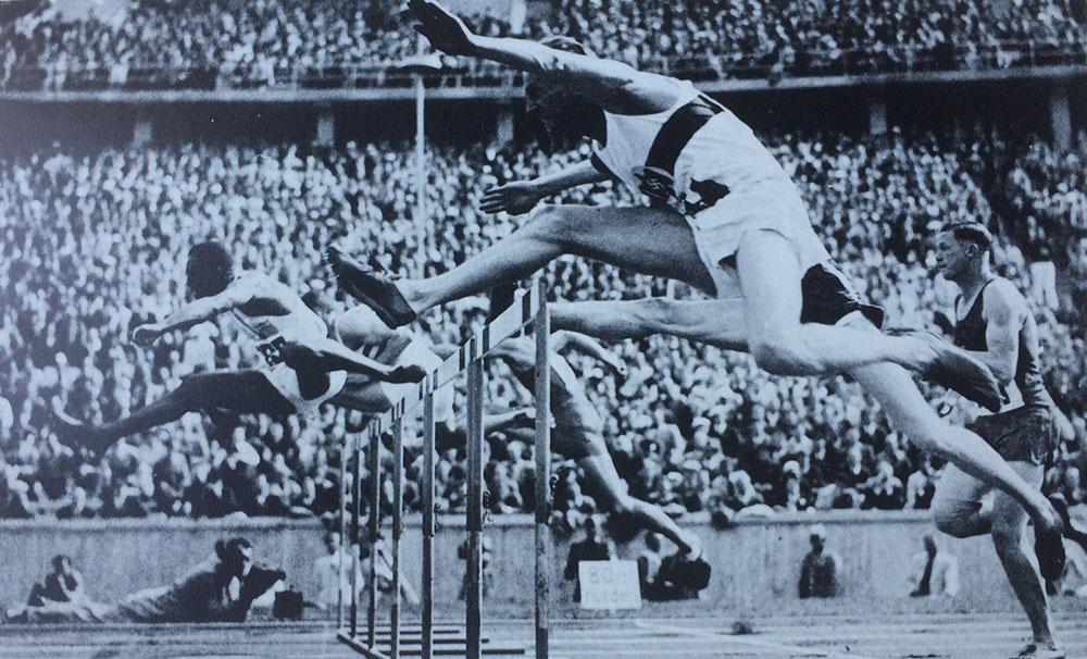 Olimpijske igre u Berlinu, izvor: V. Ivanović, LX: Memoirs of a Jugoslav (1977)