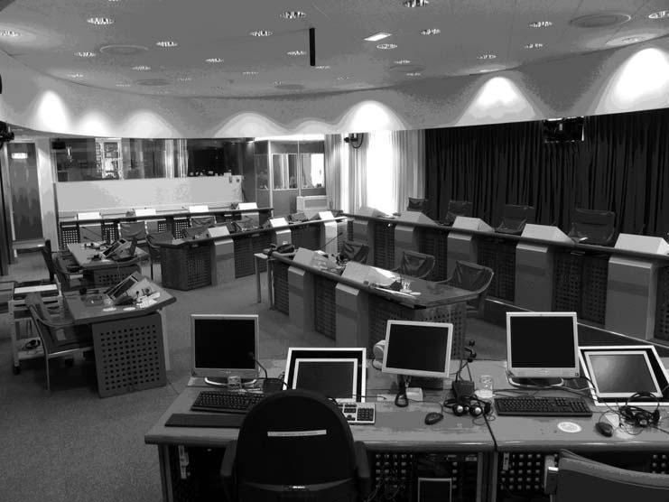 Slika 4: Haški tribunal, sudnica br. 1