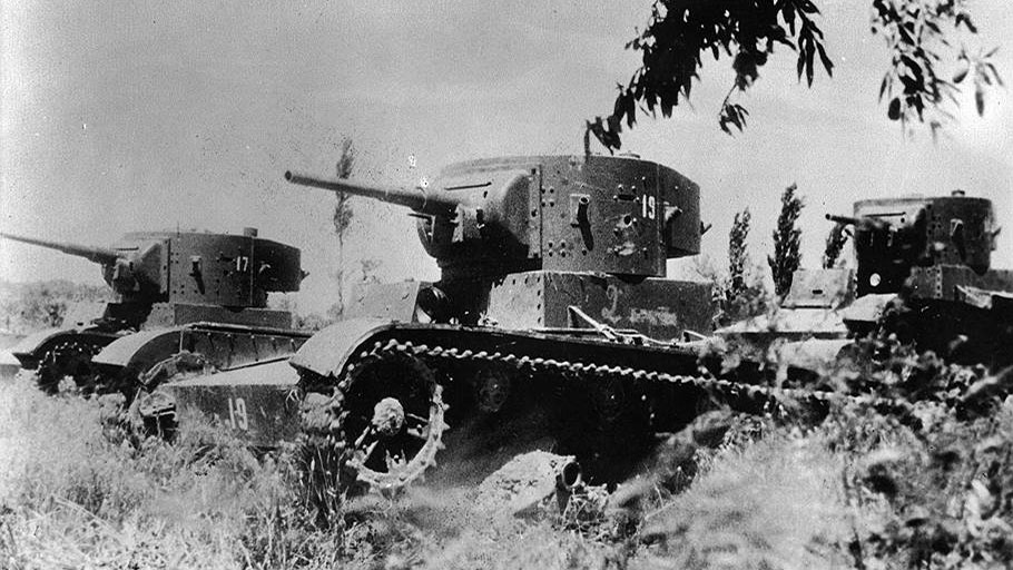 Španski građanski rat, foto: Hulton Archive/Getty Images
