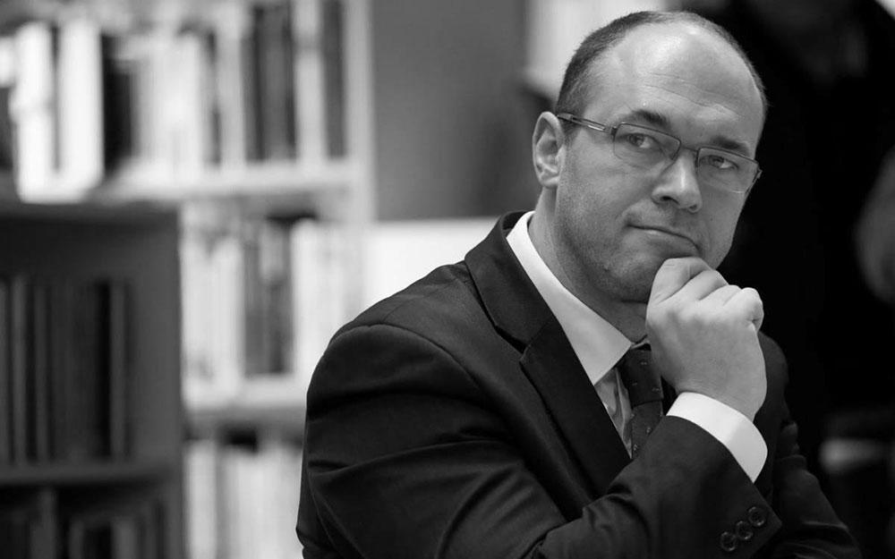 Poslanik HDZ u Evropskom parlamentu Davor Ivo Stier, foto: Robert Anić/PIXSELL