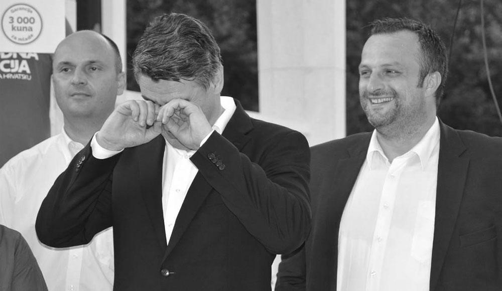 Zoran Milanović, foto: Damir Špehar/PIXSELL