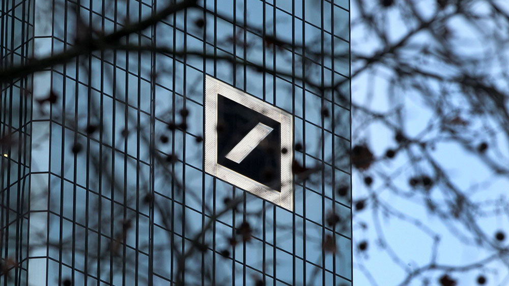 Deutsche Bank, foto: Daniel Roland/AFP/Getty Images