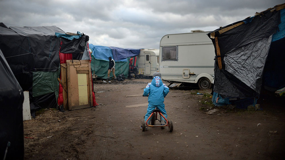 Izbeglički kamp u Kaleu, foto: Anthony Devlin/PA